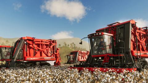 Landwirtschaftssimulator