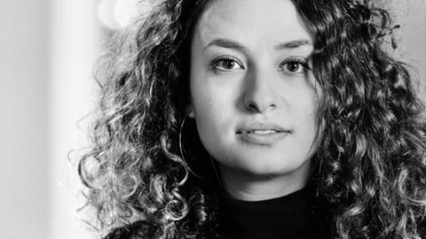 Laura Cazés von der Zentralwohlfahrtsstelle der Juden in Deutschland e. V.