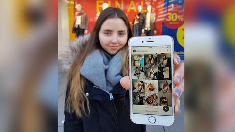 Sarah, 19 Jahre als aus Rüsselsheim