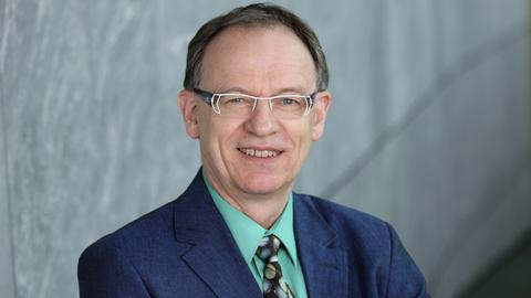 Prof. Dr. Max Mühlhäuser von der TU Darmstadt