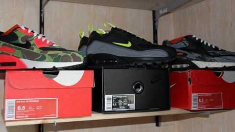 Sneaker aus Micha als Wertanlage Sammler LangenSchuhe 0wk8nOP