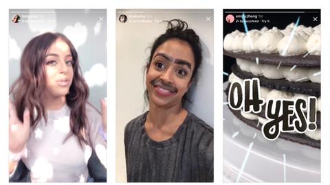 Neue Instagram-Funktion: Video Gruppenchat