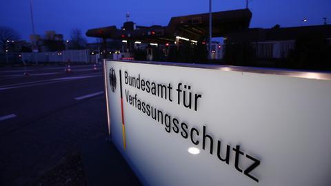 NSU-Prozess: Bundesamt für Verfassungsschutz