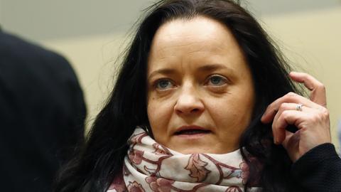 NSU: Hauptangeklagte Beate Zschäpe