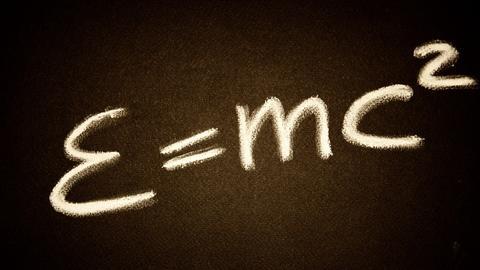 Formel Relativitätstheorie