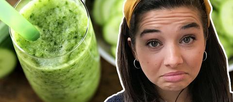 Puls-Reporterin Nadine tested Ernährungstipps von Influencern
