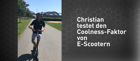 E-Scooter Aufmacher