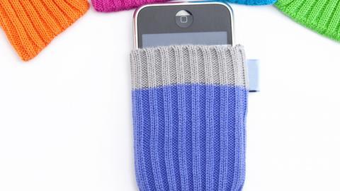 Kälte-Tipps Smartphone