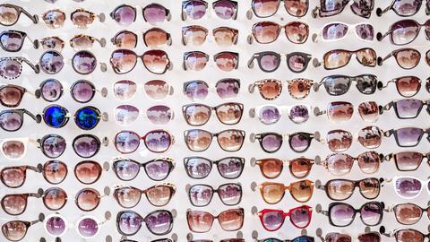 Sonnenbrillentrends