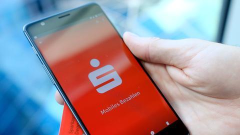 Neue Sparkassen App: Mobiles Bezahlen