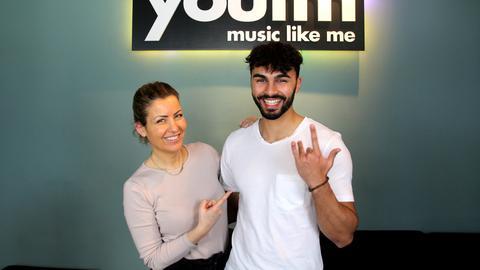Younes Zarou, TikToker