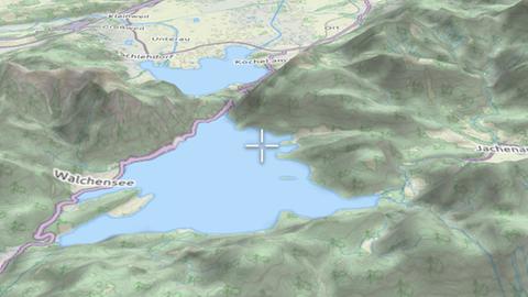 Screenshot Wander-App Maps 3D