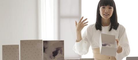 Aufräum-Expertin Marie Kondo