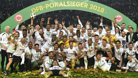Eintracht Frankfurt Pokalsieg 2018