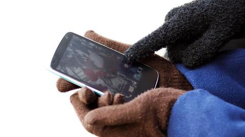 Wintergadgets: Smartphone-Handschuhe