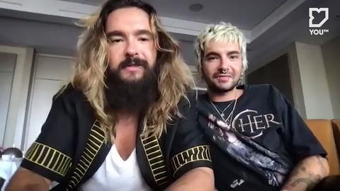 Morgen-Tinder mit Tokio Hotel