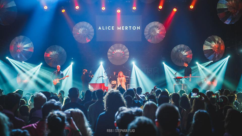 Alice Merton beim New Music Award