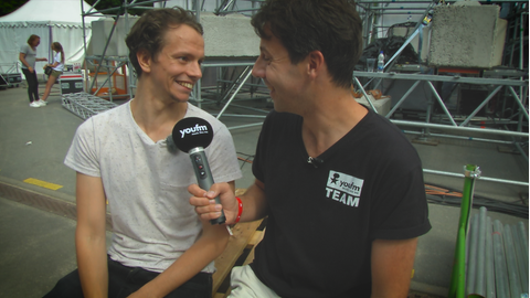 Alle Farben - World Club Dome / Interview