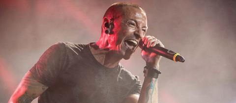 Chester Bennington Linkin Park Frontmann