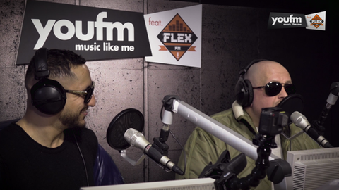 FLEX FM Celo & Abdi