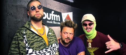 Die Orsons bei YOU FM featuring FLEX FM