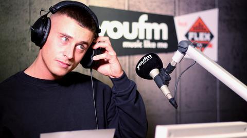 Disarstar zu Gast bei YOU FM featuring FLEX FM