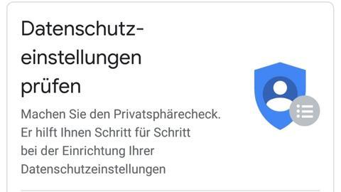 Google speichert Standortverläufe