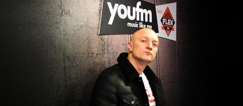 Olexesh im YOU FM featuring FLEX FM Studio