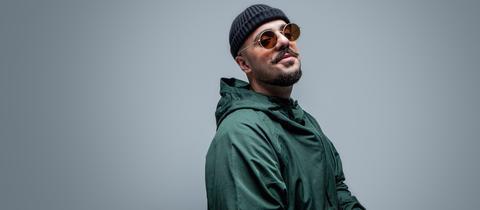 Der Frankfurter Rapper Credibil