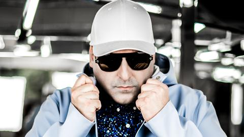 Rapper Steryo aus Frankfurt