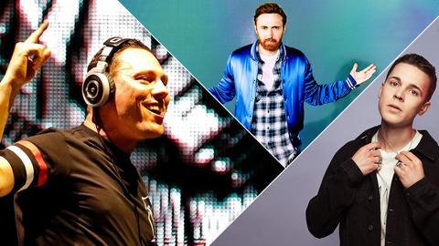 BigCityBeats präsentiert Mixe von Tiesto, Felix Jaehn und David Guetta