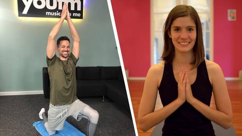 Fit mit Nick Woche 4 Tag 14 Yoga