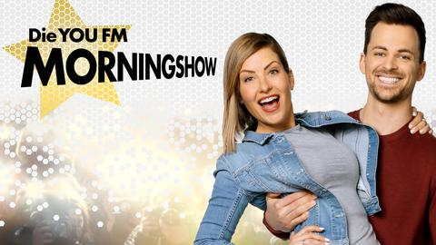 YOU FM Morningshowteaser Susanka und Nick
