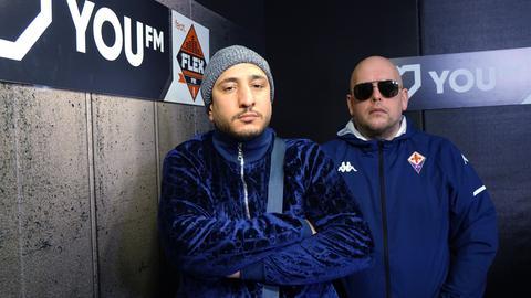 Celo & Abdi zu Gast bei YOU FM featuring FLEX FM