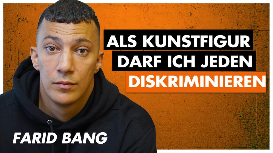 Deutschrap ideal Farid Bang