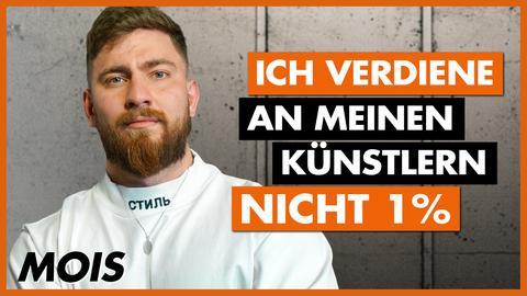 Mois im Interview bei Deutschrap ideal