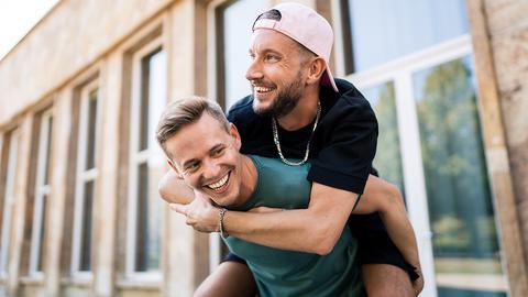 Benne und Timo