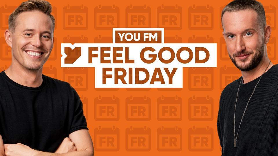 Timo und Benne feiern jeden Freitag den Feel Good Friday