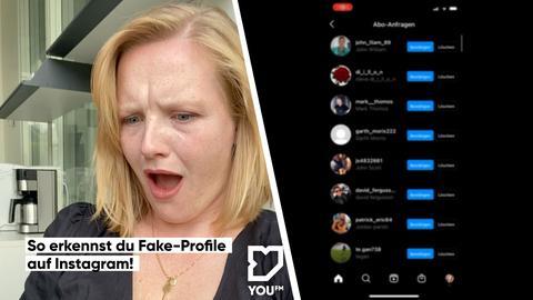 Sina zeigt euch, wie ihr Fake Profile erkennt