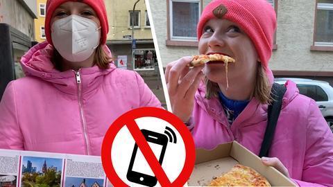 Sina Pizzachallenge