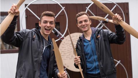 Johannes und Philipp