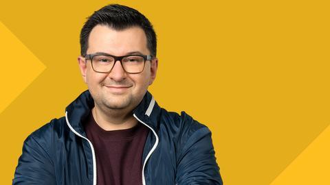 YOU FM Moderator Sebastian Filipowski