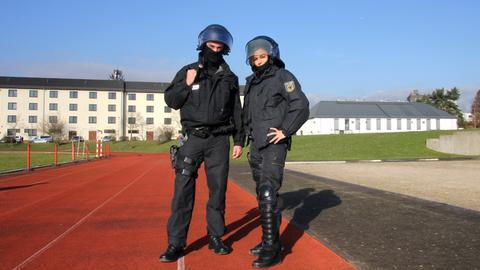 Freddie macht's Bundespolizei