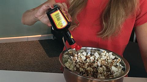 Freddies Freitags-Fresserei: Maggie-Popcorn