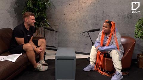 Zoe Wees im Interview mit Marvin bei YOU FM