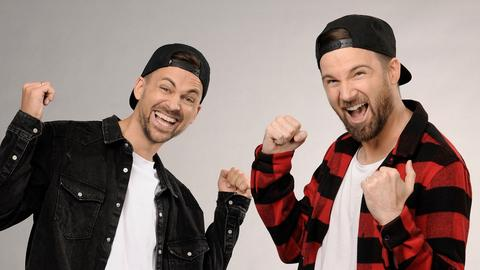 Nick und Leon