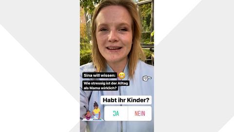 Sina spricht mit Judith aus Bad Vilbel darüber, wie es ist, Mama zu sein.